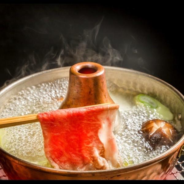 画像1: 栗原産仙台牛モモすき焼き・しゃぶしゃぶ 400g